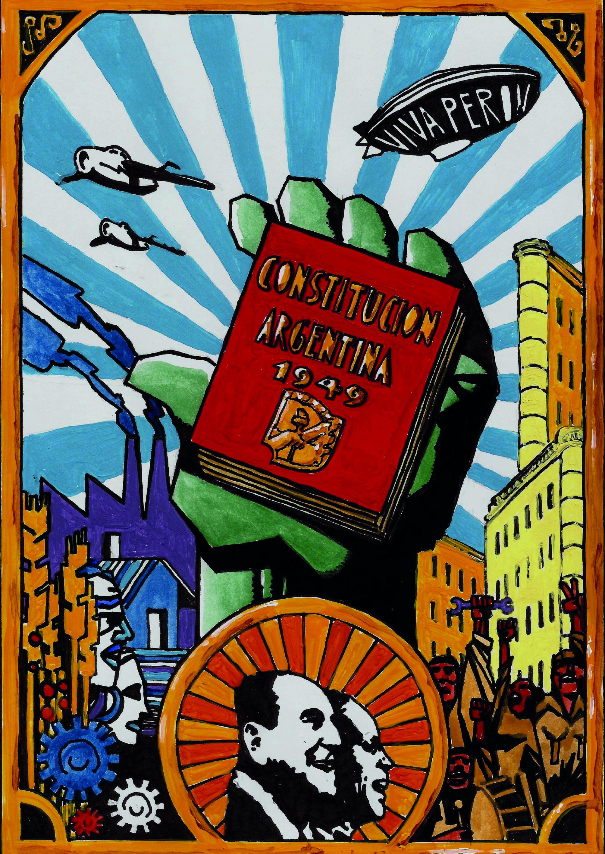La Constitución de 1949 y el proyecto del peronismo | Revista Anduma